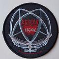 Deicide Legion woven patch