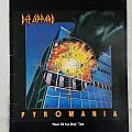 Def Leppard- Rock Till You Drop 1983 Tour Programme Other Collectable