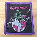 Praying Mantis - Patch - Praying Mantis-original 80's patch