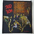 Skid Row 1991 woven patch