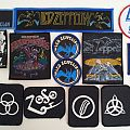 Led Zeppelin patches