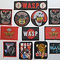 W.A.S.P. patches