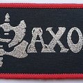 Saxon Original Logo woven patch