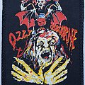 Ozzy Osbourne Old printed patch