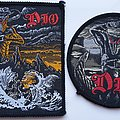 Dio Original woven patches