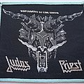 Judas Priest Original woven patch