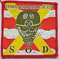 S.O.D. Original woven patch