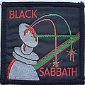 Black Sabbath Original woven patch