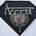 Accept Original woven patch