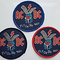 AC/DC - Fly on the Wall original woven patches