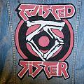 Twisted Sister denim jacket