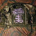 King Diamond denim vest Battle Jacket
