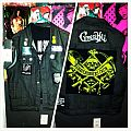 Korn - Battle Jacket - My first Battle Jacket!