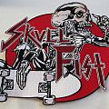 Skull Fist - Backpatch