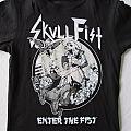 Skull Fist - Japan Tour Shirt 2012