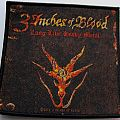 3 Inches Of Blood - Patch