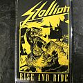 Stallion - Tape / Vinyl / CD / Recording etc - Stallion - Rise And Ride Tape