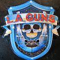 L.A. Guns - Patch - L.A. Guns - Patch