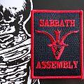 Sabbath Assembly - Patch