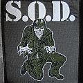 S.O.D. - Patch
