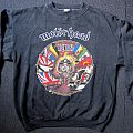 Motörhead - Hooded Top Hooded Top