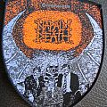 Napalm Death - Patch - Napalm Death - Patch