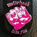 Motörhead - Pin / Badge - Motörhead - Iron Fist Badge