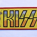 Kiss - Big Patch