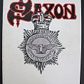 Saxon - Official Tour Programme from 1980 Other Collectable