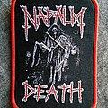 Napalm Death - Patch - Napalm Death - Patch