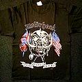Motörhead - TShirt or Longsleeve - Motörhead - Tour Shirt 1991