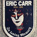 Kiss - Patch - Eric Carr (Kiss) - Tribute Patch