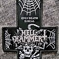 Hellhammer - Cross Patch