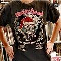 "Motörhead - TShirt or Longsleeve - Motörhead - ""Christmas Metal Meeting"" Tour Shirt 1991"