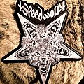 Speedwolf - Patch - Speedwolf - Fake Leather Backpatch