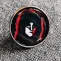 Kiss - Pin / Badge - Eric Carr (Kiss) - Pin