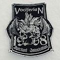 Vociferian - 1998 - Spiritual Intoxication - Back Patch