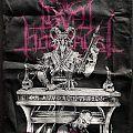 Goatholocaust - Satan Jugend - Official Back Patch