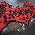 Conjüratör - Logo Red Shaped Patch