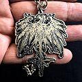Vociferian - Chaos Eagle Emblem - Metallic Pendant Pin / Badge