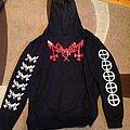 Mayhem - Hooded Top - Mayhem hoodie
