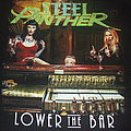 "STEEL PANTHER ""Lower the Bar/17 Girls in a Row"" 2017 american tour shirt"