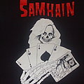 "SAMHAIN ""30 Bloody Years Anniversary Tour"" band shirt"