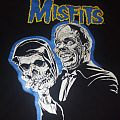 "MISFITS ""Fiend Club/Phantom"" Gilden reprint band shirt"