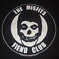 "MISFITS ""Fiend Club"" 2010 licensed Cyclopian music shirt"
