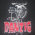 "DANZIG ""Deth Red Sabaoth"" 2010 American Tour shirt"