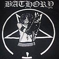 "BATHORY ""Satan is my Master"" 2012 reissue band shirt"