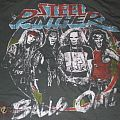 "TShirt or Longsleeve - STEEL PANTHER ""BALLS OUT"" 2012 ""vintage"" american tour shirt LP/CD Japanese press with extra tracks"