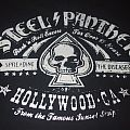 "Steel Panther - TShirt or Longsleeve - STEEL PANTHER ""Spreading the Disease (STD)"" 2014 Brixton/UK Tour band shirt"