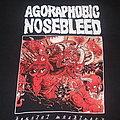 "Agoraphobic Nosebleed - TShirt or Longsleeve - AGOROPHOBIC NOSEBLEED ""Bestial Machinery""  2005 band shirt"